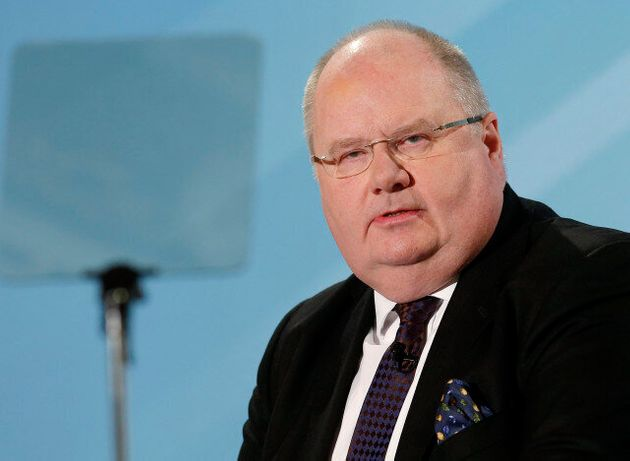 Eric Pickles' Department For Communities And Local Government Runs Up £217m