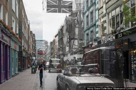 London Past & Present: Historical Pictures That Tell The Story Of A Great