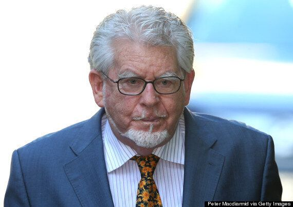 Rolf Harris 'Crouched On All Fours And Barked At A Dog Before Groping Teenager,' Court
