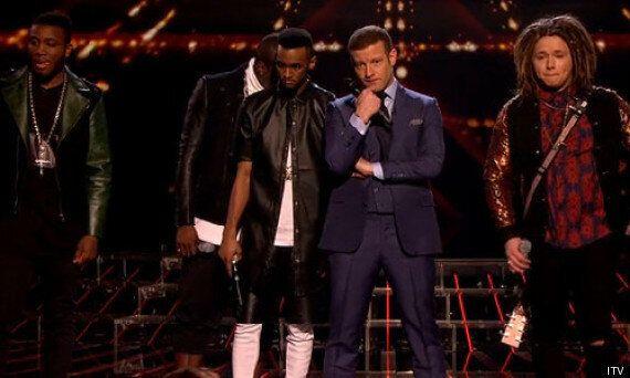 'X Factor': Sharon Osbourne 'Has Backstage