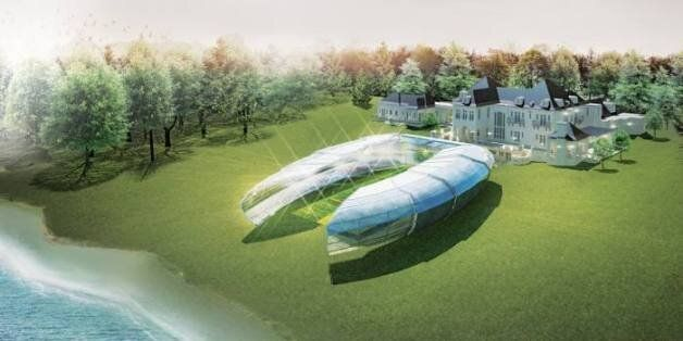 Build A Stadium In Your Garden For Just £18.3 Million