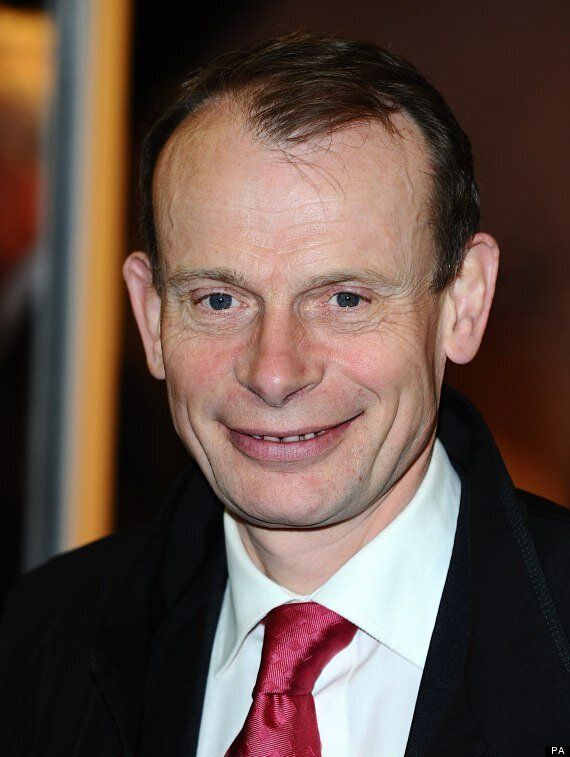 Andrew Marr Reveals Doctors Told Wife 'I'm A Goner' Twice After He Suffered Massive