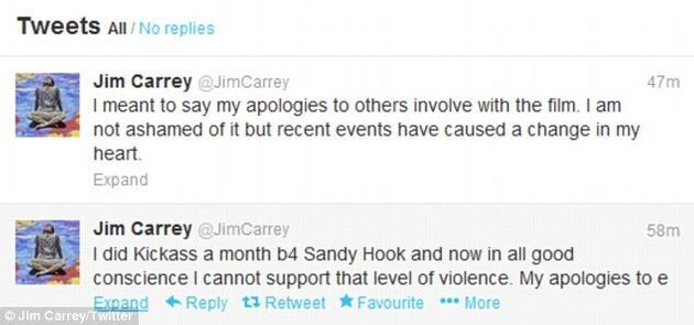 Jim Carrey Wrong to Reject His Own