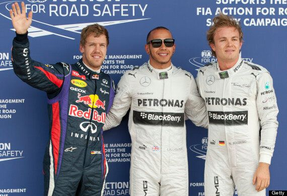 British GP: Hamilton On Pole At