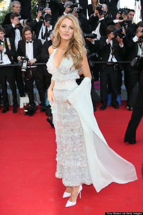 Cannes Film Festival 2014: Blake Lively And Lupita Nyong'o Party On Day Two
