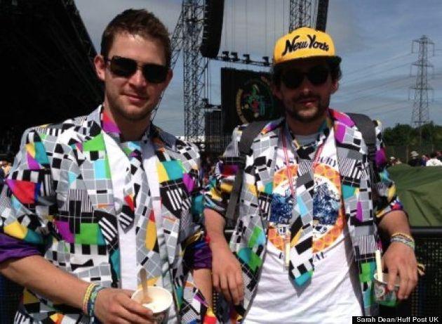 Glastonbury 2013: Fancy Dress And The Weird And Wonderful Shangri-La