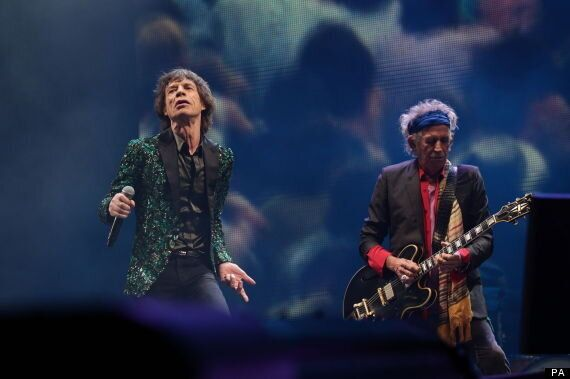 Rolling Stones Make Glastonbury Debut, 50 Years After Their First Gig - Keith Says 'It Had To Be