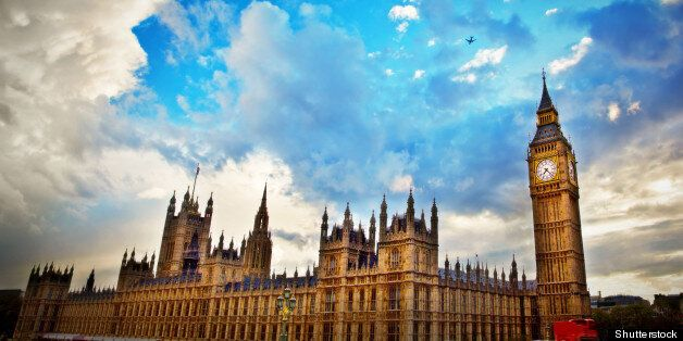 london the uk. big ben