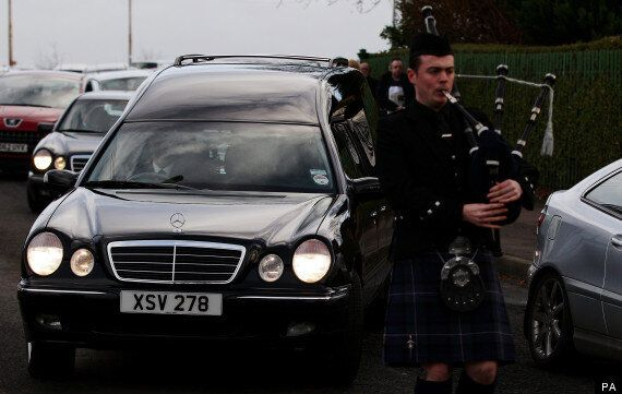 Clutha Helicopter Crash Victims Buried