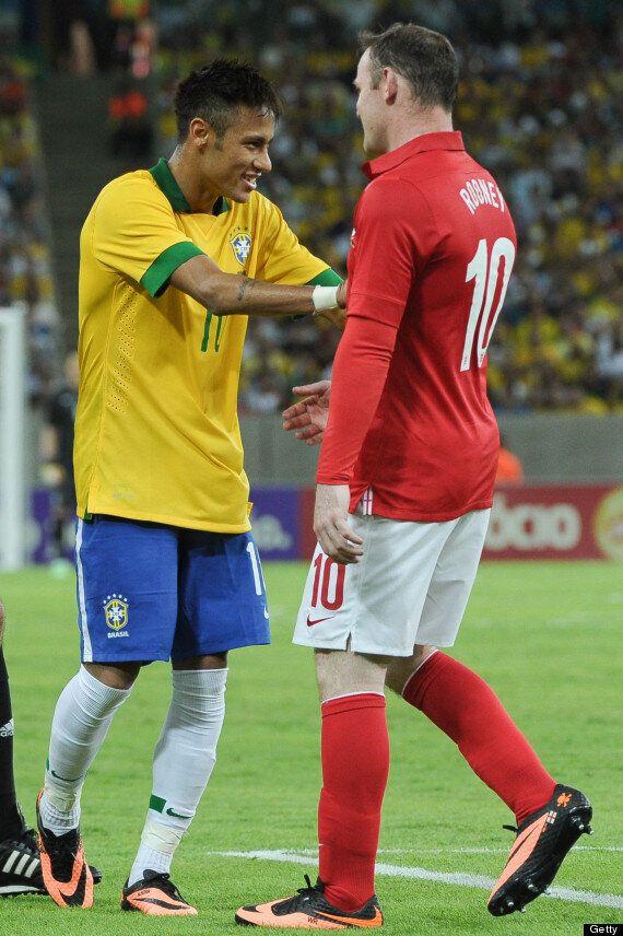 Transfer Talk: Neymar Wants Wayne Rooney At