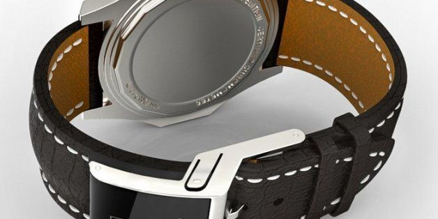 Modillian Bluetooth Smart Buckle: A Smart Watch Without The