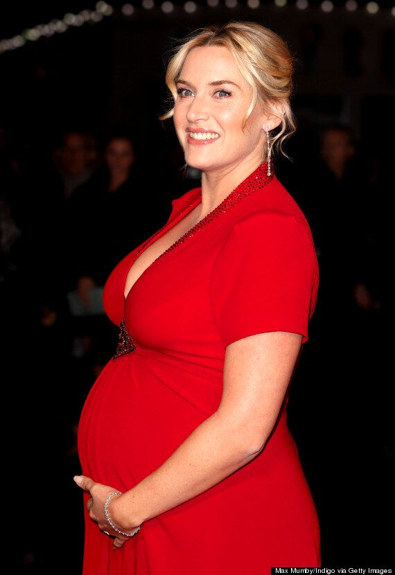 Kate Winslet Gives Birth To Baby Boy, Her First Child With Husband Ned