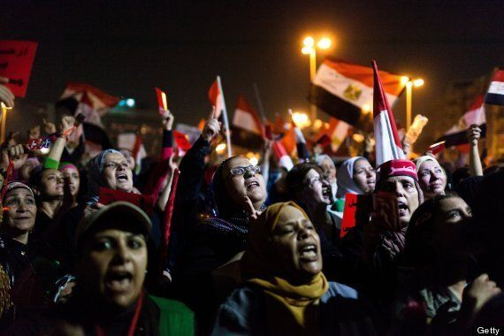 Egypt Tahrir Square Sexual Assaults Widespread, Women's Groups