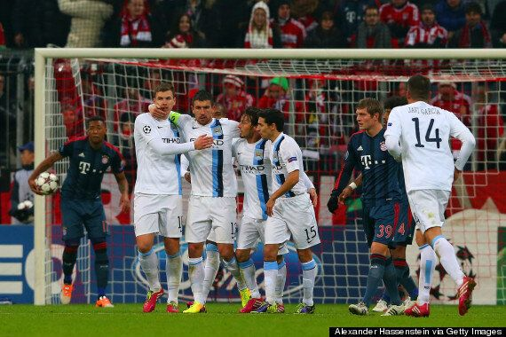 Bayern Munich 2-3 Manchester City: Manuel Pellegrini's Gaffe Costs Blues