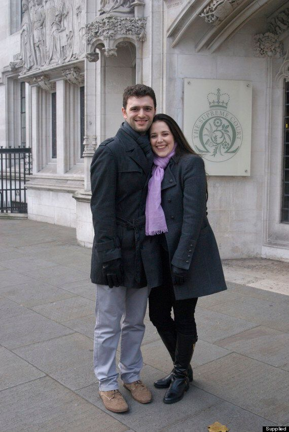 Scientology Bride Louisa Hodkin 'Ecstatic' At High Court's Definition Of