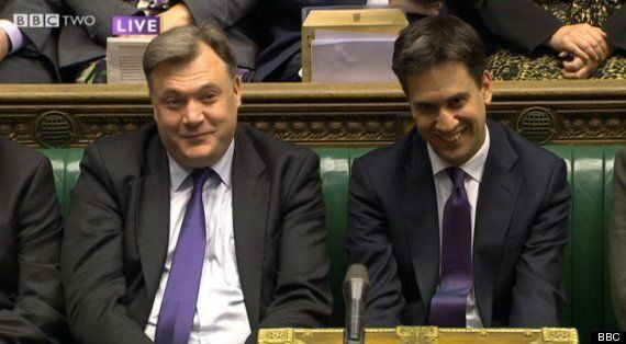 PMQs: Ed Balls 'Can Dish It Out But Can't Take It', Says David