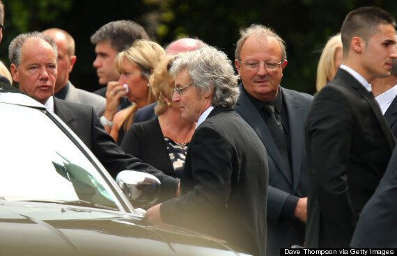 Ann Maguire: Emotional Mourners Say Final Farewell At Funeral For Stabbed Leeds Teacher