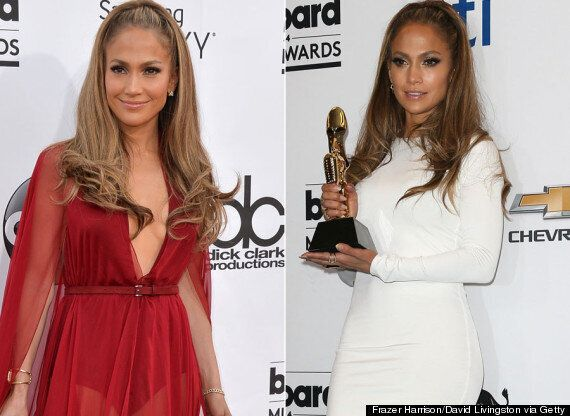 Billboard Music Awards 2014: Jennifer Lopez, Kendall Jenner And Nicki Minaj Show Off Fashion (And Side-Boob)...