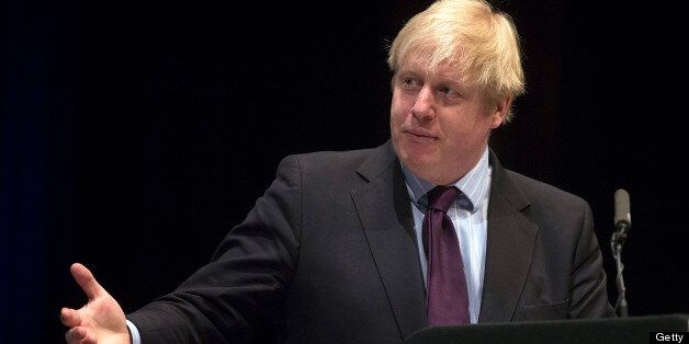 Boris has repeated his call for an immigrant