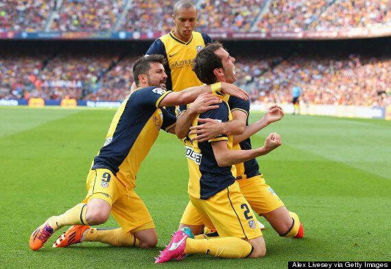 Atlético Madrid Win La Liga After 1-1 Draw At