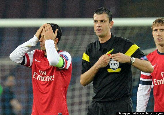 Napoli 2-0 Arsenal: Gunners Harm Champions League