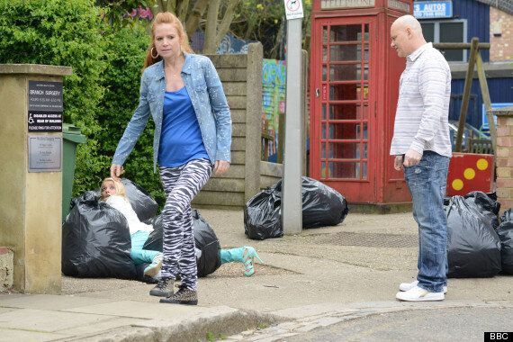 'EastEnders' Spoiler: Bianca And Nikki Come To Blows In The Street
