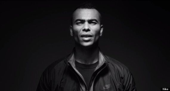Ashley Cole Fights Back In New Nike Advert