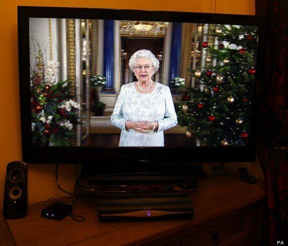 Christmas TV: Queen's Christmas Speech Beats 'Downton Abbey' In Christmas Viewing