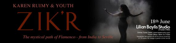 ZIK'R: My Mystical Journey From India to Sadler's