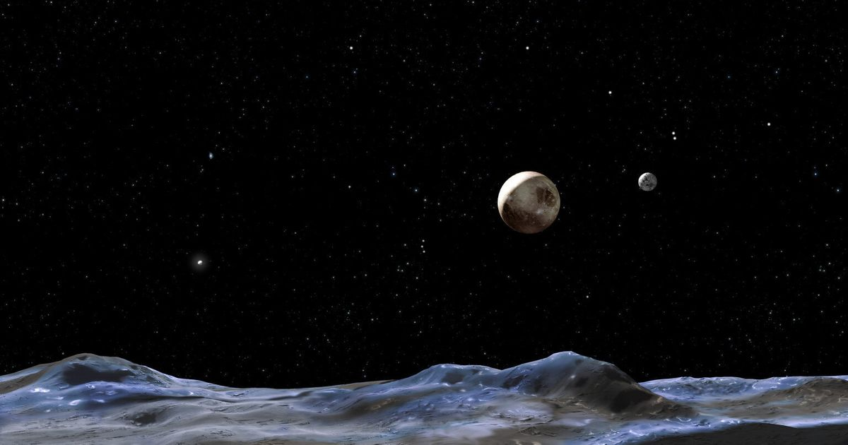 Styx Pluto S Moon: Pluto's New Moon Names To Be Kerberos And Styx (And Not