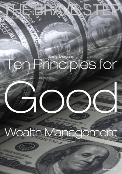 Ten Principles for Good Wealth