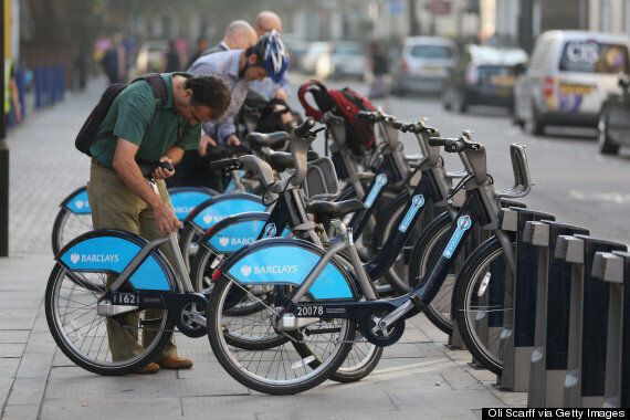 Boris Bikes Rolled Out Across South London, Days After Barclays Announces End Of