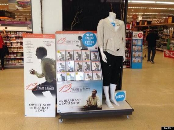 Sainsbury's Sorry For 'Racist' 12 Years A Slave Costume Used To Promote