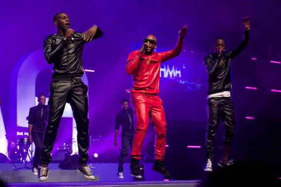 Namibian Annual Music Awards 2014 - A Huge