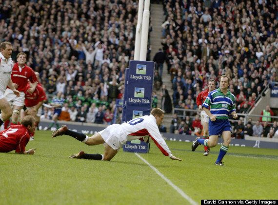 Jonny Wilkinson's 7 England And Lions Tries