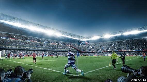 Queens Park Rangers Reveal New Stadium Plans