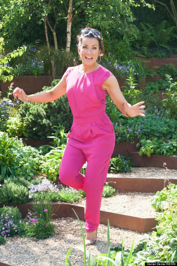 Susanna Reid Shows Off Her Post-'Strictly Come Dancing' Moves At Chelsea Flower Show