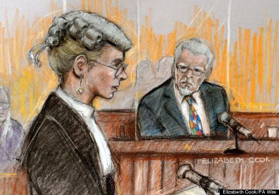 Rolf Harris 'Victim' Feared Rape When 'Pinned Against The Wall And Groped', Trial
