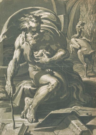 Renaissance Impressions: Chiaroscuro Woodcuts Exhibition, Royal Academy of