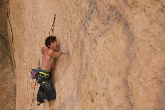 Rock Climber Alex Honnold Looks Ahead to