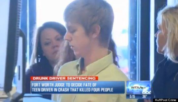 Ethan Couch, Teen Drink Driver, Spared Jail Due To 'Affluenza' After Killing Four
