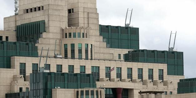 MI6 Spy 'Arrested' By Iran