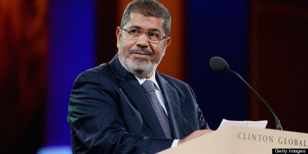 As Morsi's Presidency Ebbs Away Egypt Is Dangerously