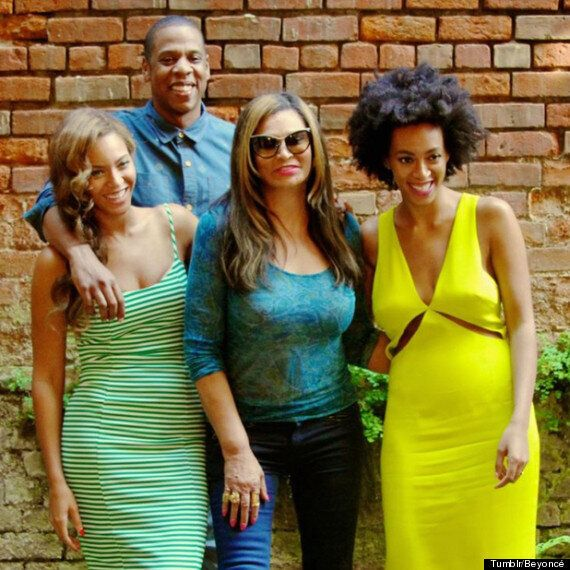 Beyoncé, Jay Z And Solange Knowles Pictured Together For First Time Since Lift 'Attack' Video