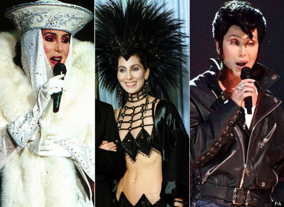 Cher's Most Outrageous Outfits: 70 Of The Singer's Most Fabulous Fashion Choices