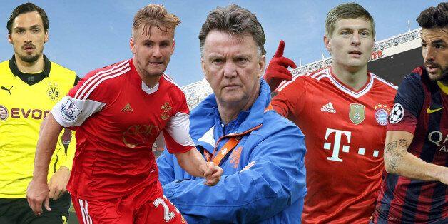 Louis Van Gaal: Manchester United's 10 Potential