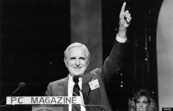 Inventor Of The Computer Mouse Doug Engelbart Dead At