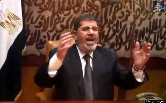 Egypt's Mohamed Morsi Under House Arrest, First Pictures