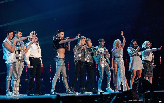 'X Factor': Show Rejects Kitty Brucknell, Rylan Clark, Diva Fever and Johnny Robinson Accused Of Diva...
