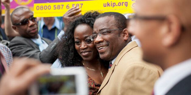 Ukip activist and former parliamentary candidate Winston